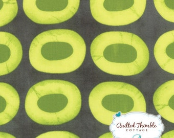 Steel Acid Green (23203-16) - A Stitch in Color by Malka Dubrasky - 1 Yard