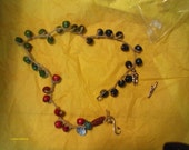 Woman Goddess Power Body Beads, Fertility/ Menstrual Cycle Beads