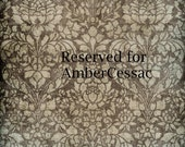 Reserved for AmberCessac