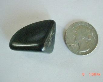 33.3 Ct  Black Jet Tumbled Tumble Polished Gemstone Gem