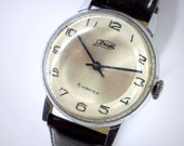 Vintage ZIM Men's mechanical watch from Soviet/Ussr