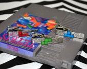 Custom Tetris Tie Clip
