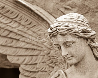 Photograph Fine Art Print Angel 8x10