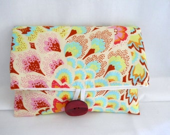 Folded Clutch Bag --- Amy Butler's Soul Collection