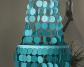 Custom paper chandelier or mobile.  Weddings, showers, parties, nurseries, etc.