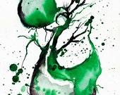 Yoshi - Matte Print