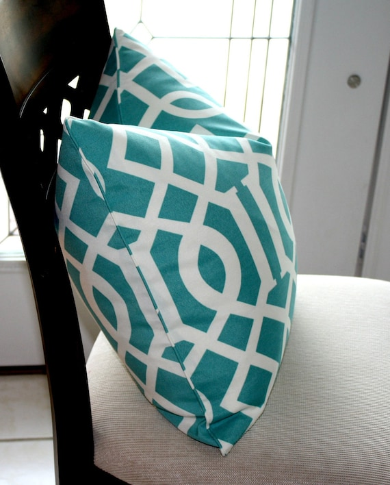 Designer Trellis Pillow Cover, Decorative Pillow Cover, Accent Pillow, Throw Pillow, toss pillow