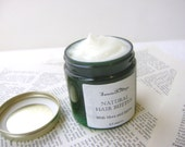 Natural Hair Butter, Leave in Conditioner with Shea Butter and Jojoba, 8 or 12 oz. Size