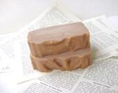 Sea Salt Spa Bar, Sea Salt Caramel, Fleur de Sel All Natural bar soap