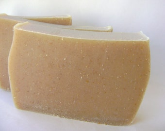 Goat's Milk Soap with Organic Oats bar soap
