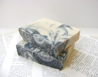 Mint Chai Tea Soap, Handmade Vegan Cold Process