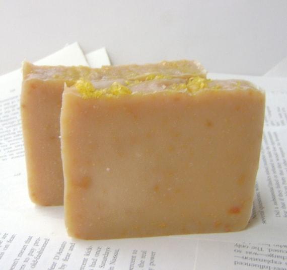 Handmade Soap, Honey Bear, All Natural Honey Soap