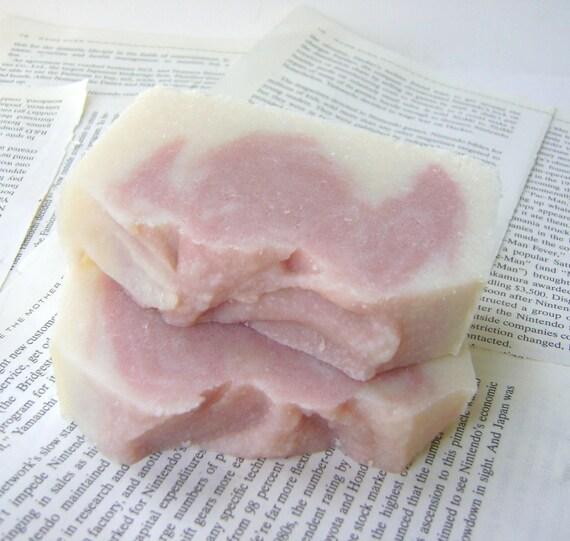 Apple Cider Soap, Sea Salt Spa Bar
