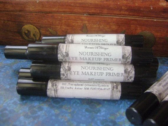 Eye Makeup Primer, Slimstick, made with Pumpkin Seed Oil and Jojoba