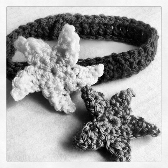 Starfish Headband - Mermaid Tail Accessory