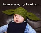 Baby Yoda beanie - Star Wars (6-9 months)
