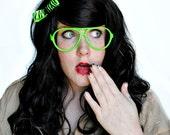 JUNGLE SAFARI wig // Black Blonde Curly Long Hair - Lolita Wavy wig