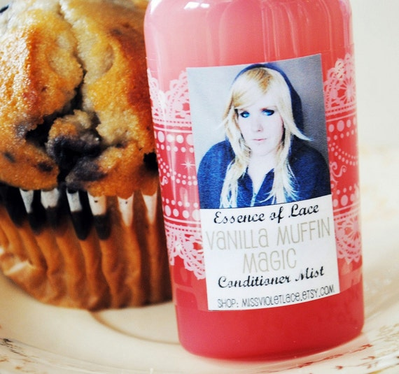 Vanilla Muffin Magic // Conditioner Mist for Wigs, Extensions and Hair Pieces