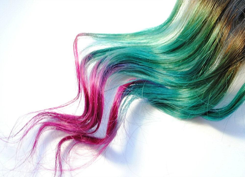 Dip Dye Dips