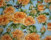 Butterfly, Bee, Flowers Pillowcase, standard size