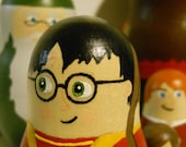 Harry Potter Nesting Dolls FREE shipping