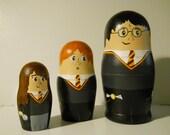 Harry Potter Nesting Dolls