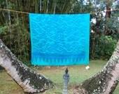 Sky & Sea Sarong (Infinite Blue)