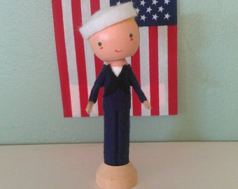 United States Navy Sailor dress blues - MADE TO ORDER
