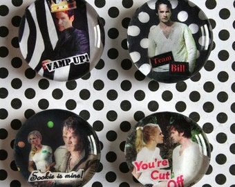 True Blood Magnets-The Bill Compton Collection