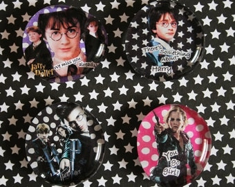 Harry Potter Magnets