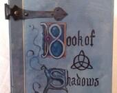 Book of Shadows spellbook,journal