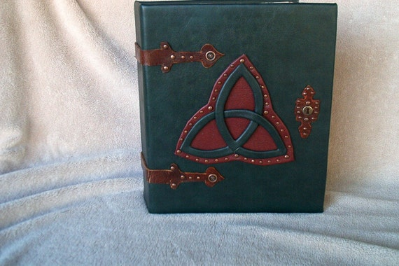 Book of Shadows / Charmed TV Series replica pages