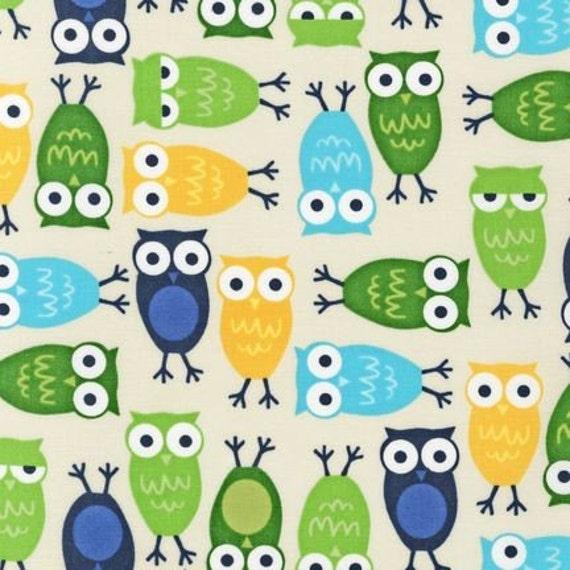 CLEARANCE SALE - Anne Kelle Blue from Urban Zoologie - 1 Yard
