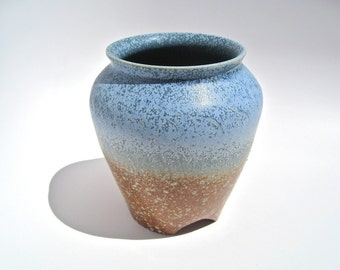 Earth and Sky Porcelain Vase