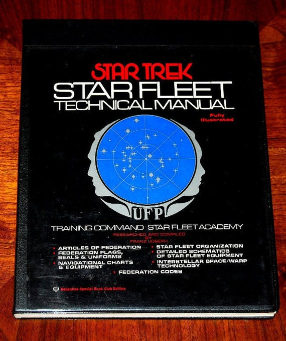 star trek starfleet technical manual pdf