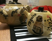 A Very Dalek Teapot (Doctor Who)