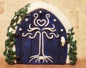 Twilight Tree Fairy Door