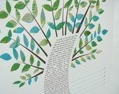 Ketubah - Tree of Life...