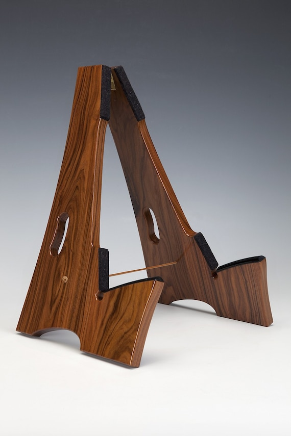 Rosewood, Slay-Frame wooden guitar stand