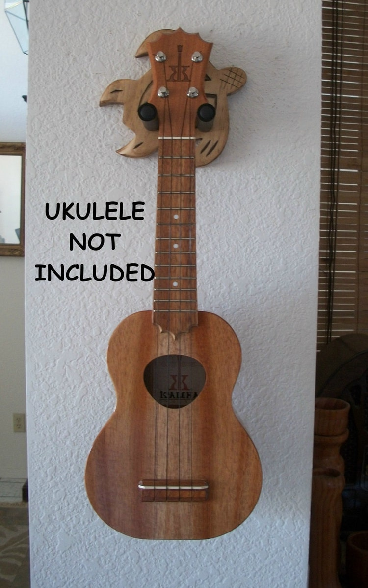 Ukulele Wall Hanger : tropical ukulele wall mount hangers 3 pack by toucanmango on etsy ~ Hamham.info Haus und Dekorationen