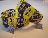 Upcycled Soda Tab Bracelet