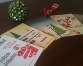 4 - 1950s Christmas Cookbooks