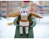 Henri Owl, soft toy by  Wassupbrothers.