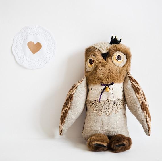 Prince  Owl