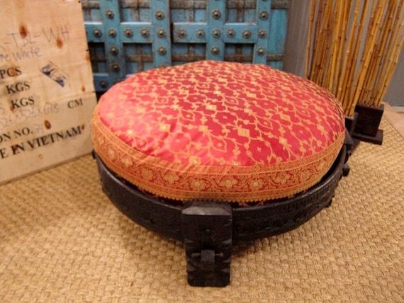 Ottoman Cocktail Table w/ Cushion