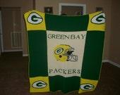 Green Bay blanket