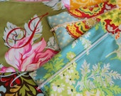 Custom Cosmetic Bags - NEW LARGER SIZE - Heather Bailey Fabrics