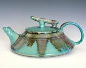 Handmade Porcelain Teapot, handmade ceramic teapot