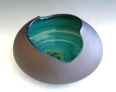 Handmade Ceramic Vase, Ikebana, pottery