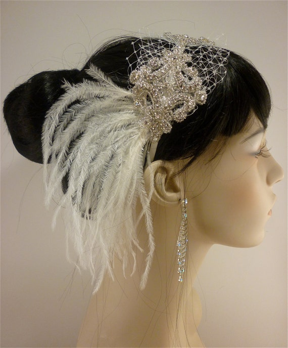 Wedding Headband, Wedding Hair Accessory , Bridal Hair Accessory, Rhinestone Headband, Hollywood Royalty
